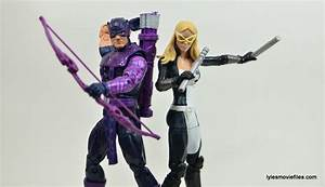 Marvel Legends Mockingbird Figure Review