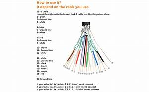 Usb Wire Color Diagram