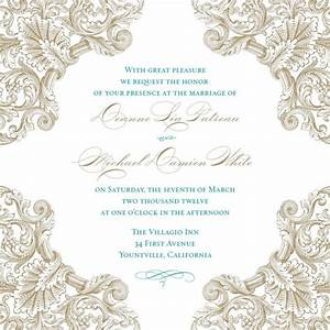 collection of thousands of free web invitation template With blank square wedding invitations