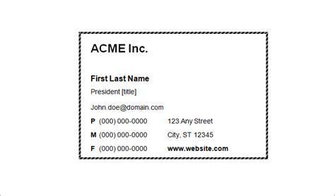 buisness card template word blank business card template 39 business card
