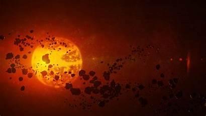 Sun Final Days Space Wallpapers 4k Desktop