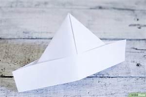 Origami Bateau à Voile : como fazer um barquinho de papel 16 passos wikihow ~ Dode.kayakingforconservation.com Idées de Décoration