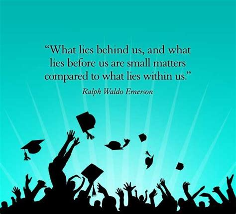 inspirational graduation quotes