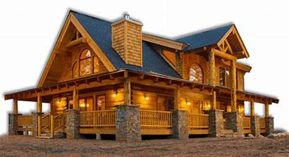 Mountain Cabin Lodge Homes Timber Plans Element