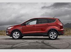 2014 Ford Escape Se Side Profilejpg Photo 4