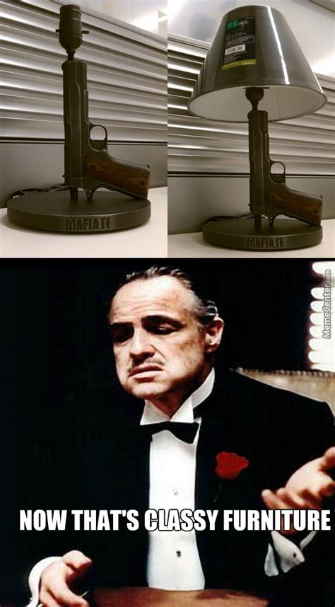 Don Vito Meme - don vito corleone will give the furniture guy an offer he can t refuse by arisaka38 meme center