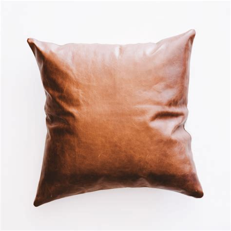 Leather Boat Cushions by Milo And Mitzy February 2015