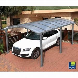 Palram Arcadia Carport Patio Cover Kit Www