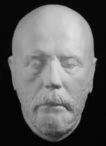 Robert E. Lee Death Mask