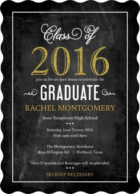 College Graduation Invitation  Wwwimgkidcom  The Image