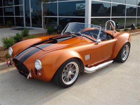 Ac Cobra Replica, Builder, For Sale, 1962, 63, 64, 65, 66