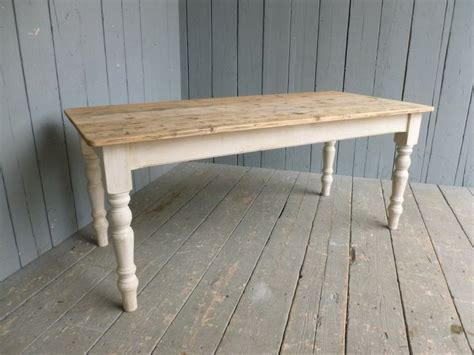 diy country kitchen table reclaimed pine farmhouse table with tapered legs diy 6808