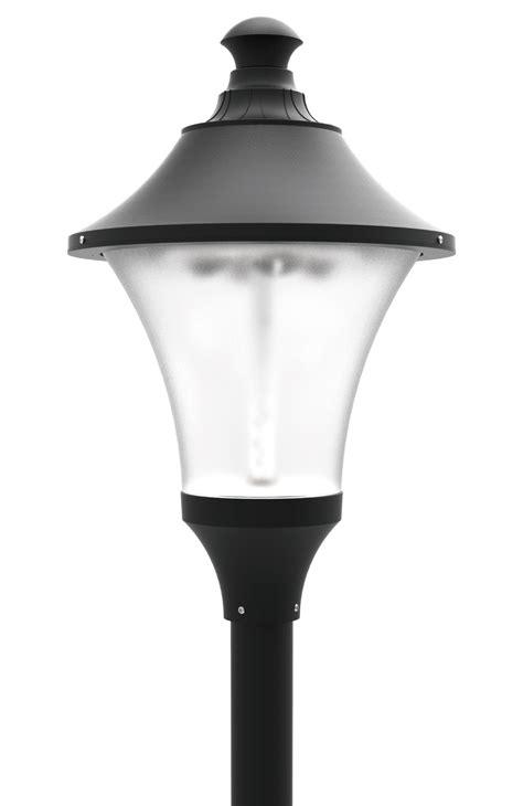 Ledpt643 Series  Led Post Top Light Fixtures  Outdoor