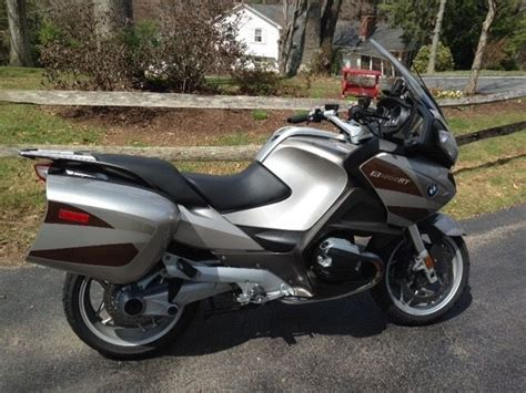 2013 Bmw R1200rt Premium Edition