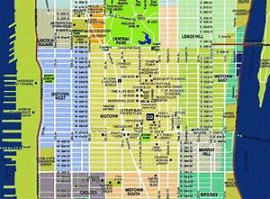 Plan De Manhattan : plan de manhattan pdf ~ Melissatoandfro.com Idées de Décoration