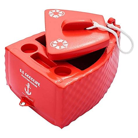 Boat Shaped Drink Cooler by Buy Soft 174 S S Goodlife Floating Cooler In Caribbean