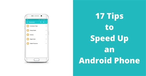 speed up my android android speed up your phone with these 17 tips the