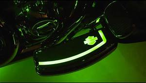 Gear harley s neat new spectra glo led accent lighting