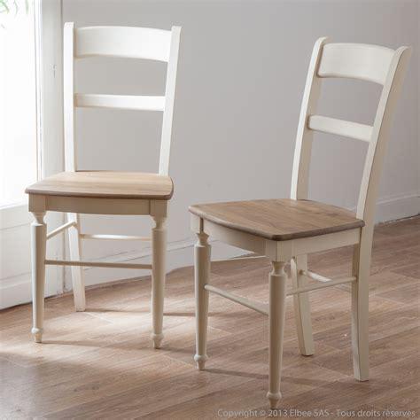 chaise bois cuisine chaise de cuisine en bois