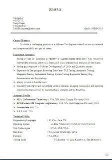 storekeeper resume format sample template