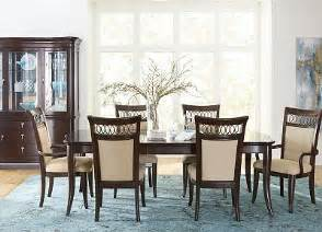havertys dining room sets astor park dining set at haverty 39 s table comes in rectangle or oval dining