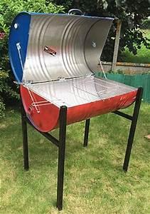 Fabriquer Un Barbecue Avec Un Bidon : comment faire un barbecue avec un f t you ~ Dallasstarsshop.com Idées de Décoration
