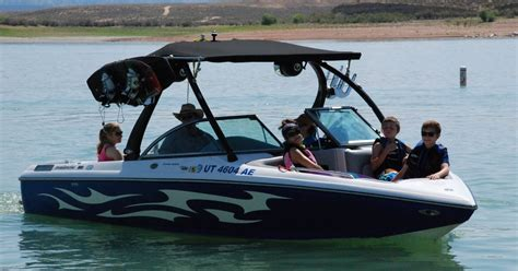 Boat Rental Yuba Lake utah rent a boat wakeboard boats ski boats fishing boats
