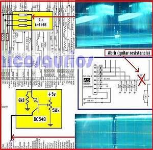 Solucionado  Tv Philips 29pt8457  77 Reforma Del Circuito