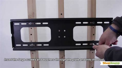 55 in tv stand tv repair tutorial how to install a tv wall mount