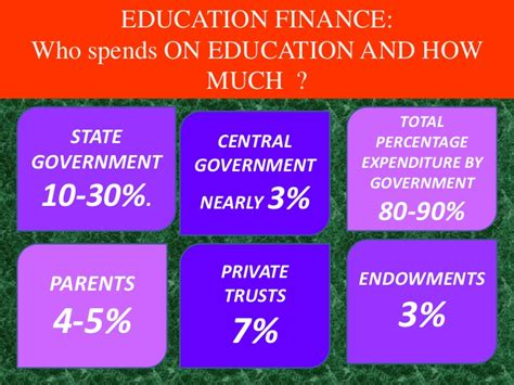 education  role  government