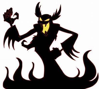 Grandfather Evil Knd Mickeymonster Deviantart Villains Codename