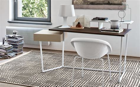Calligaris Scrivanie by Scrivania In Legno Impiallacciato Layers By Calligaris