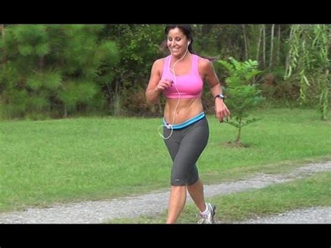 joe mafela bikini farm girl s exercise she works hard then eats well great