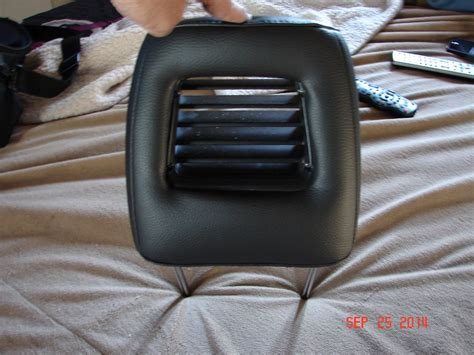Saleen Head Rest The Mustang Source Ford Forums