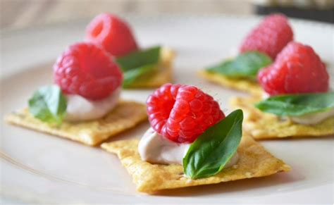 canape recipes 5 list of different types of appetizers various kinds of