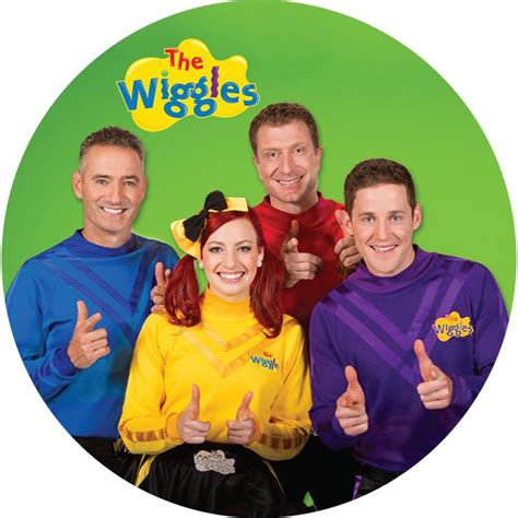 free monster truck videos the wiggles round edible icing cake image kids themed