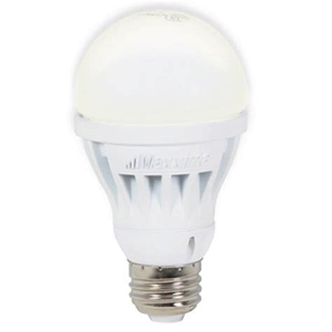 a19 led light bulb 560 lumens 8 watts warm white