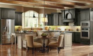u shaped kitchen with island ways of integrating corner kitchen tables in your décor