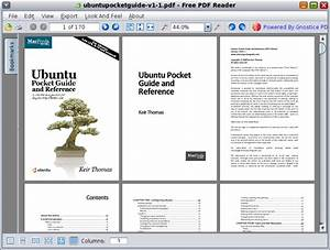 gnostice free pdf reader for windows linux and mac free With pdf document viewer ubuntu