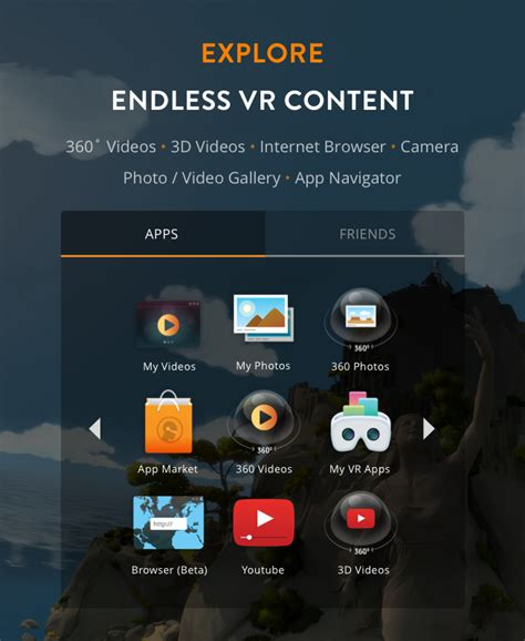 vr apps android fulldive vr reality android apps on play