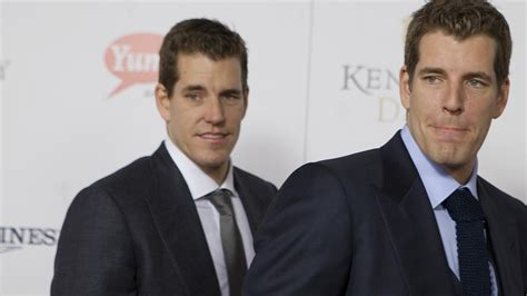 Cameron and tyler winklevoss won $65 million from the facebook lawsuit, and invested $11 million of their payout into bitcoin in. State Street teams up with Winklevoss firm Gemini on bitcoin, crypto - Boston Business Journal