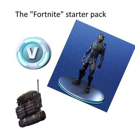 fortnite starter pack fortnitebr