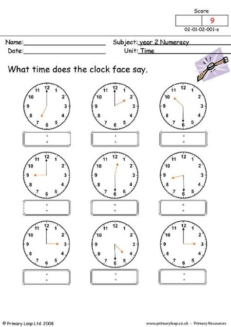 adding digital time worksheets telling and writing time