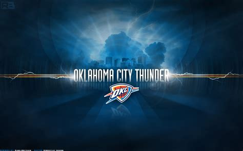 oklahoma city thunder widescreen wallpaper basketball
