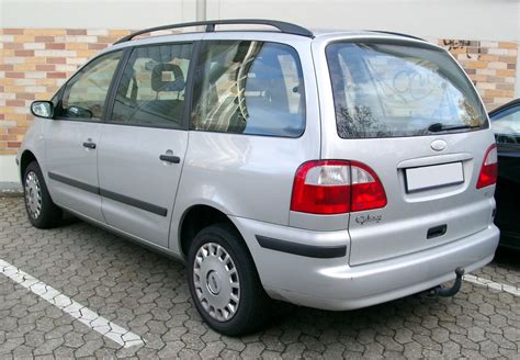 Ford Galaxy History Photos On Better Parts Ltd