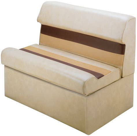 Pontoon Boat Lounge Seats by Wise Deluxe Pontoon 37 Quot Lounge Seats Iboats