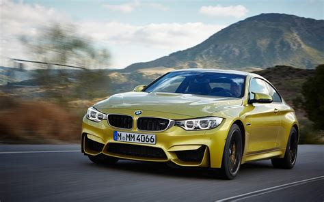 Bmw M4 Coupe Wallpapers by 2014 Bmw M4 Coupe Motion Front Wallpapers 2014 Bmw M4
