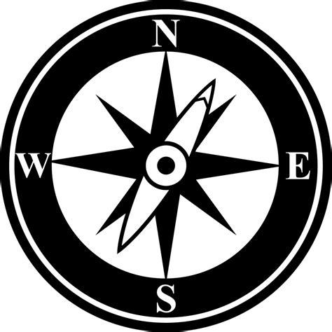 Compass Clip Best Compass Clip 9162 Clipartion