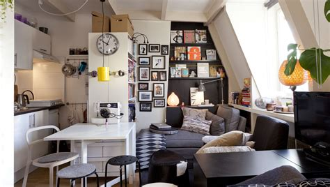 Apartment Interior : Working With A Studio Apartment Design