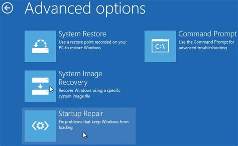 windows hello repair your computer in windows 8 and 8 1